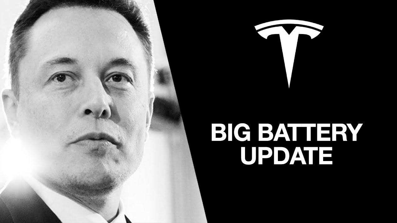GREAT NEWS!!! Tesla's Dry Electrode Tech IS Coming Sooner Than You Think