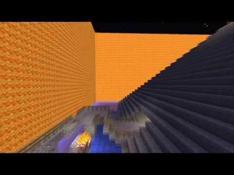 Minecraft Xbox360 edition Temple run zombie\w\Chaslayer2010