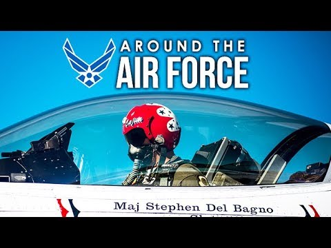 Around the Air Force: Thunderbird Crash / African Partnership Flight