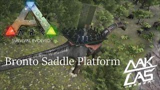 bronto platform saddle videos