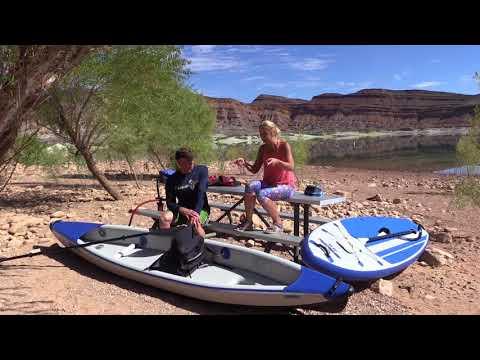 Sea Eagle Inflatable Kayak and SUP Review