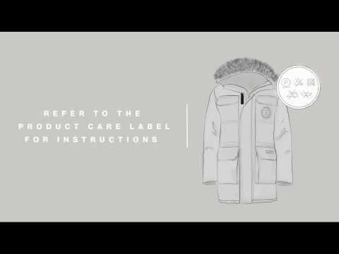How to Clean & Store Your Canada Goose Parka