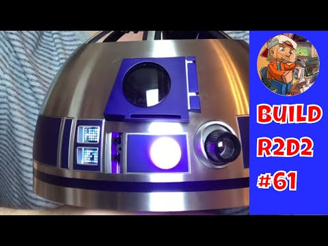 Build Your Own R2-D2 - Issue 61 deagostini