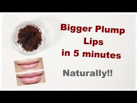 Bigger Lips in 5 min