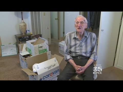 92-Year-Old Veteran Evicted From Rent-Controlled Housing In San Jose