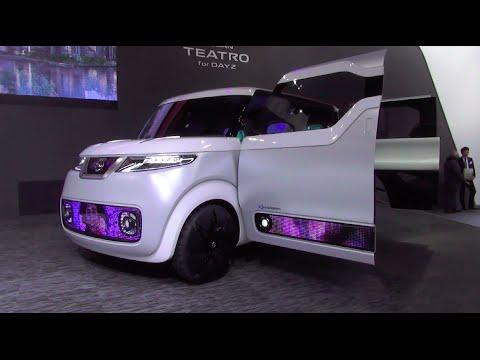 NISSAN TEATRO for DAYZ - Exterior & Interior - Sapporo Motor Show 2016