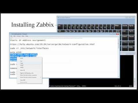 01- Zabbix for Beginners- Installing Zabbix