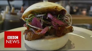 Bao: May Chow taking Asia by storm - BBC News