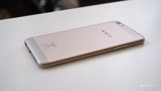 Oppo F3 hands on review w/ unboxing [CAMERA, GAMING, BENCHMARKS]