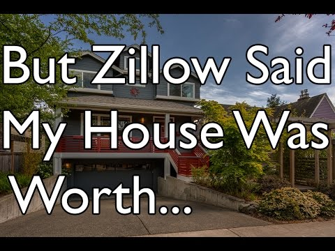 But Zillow Said My House Was Worth...