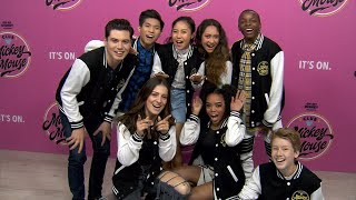 Meet the New 'Mickey Mouse Club' Cast