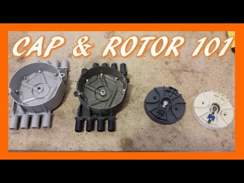 Engine Quick Tip: Cap & Rotor Basics