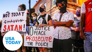 Protesters around U.S. demand justice for George Floyd   USA TODAY