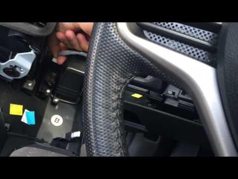 Honda Civic Double Din Installation (8th Gen Civic)