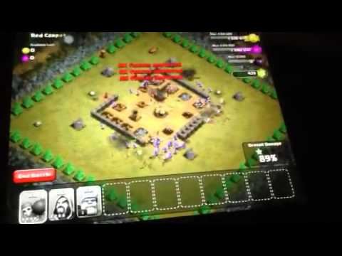 2014 clash of clans unlimited troop glitch (for strategy no