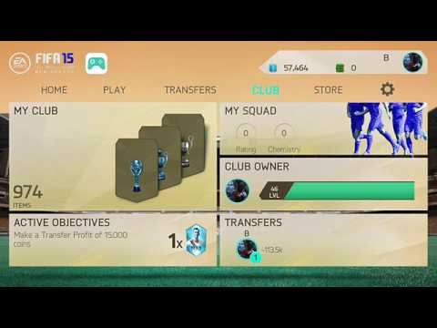 A dream squad you must be having in fifa 15