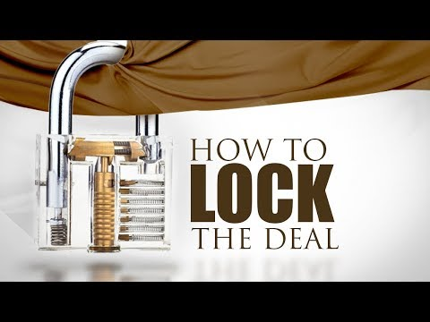 How to Lock the Deal Down
