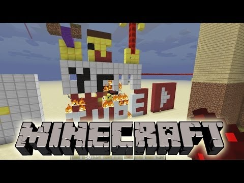EvanTube does MINECRAFT - YouTube on FIRE!!!