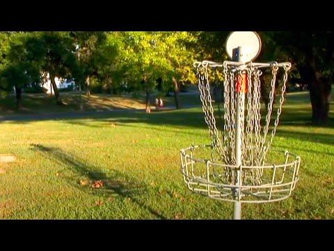 Best hidden Disc Golf course in Midwest
