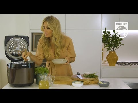 Philips Deluxe All-in-One_Transform your risotto!