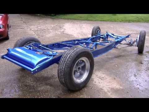 Roadster hot rod build