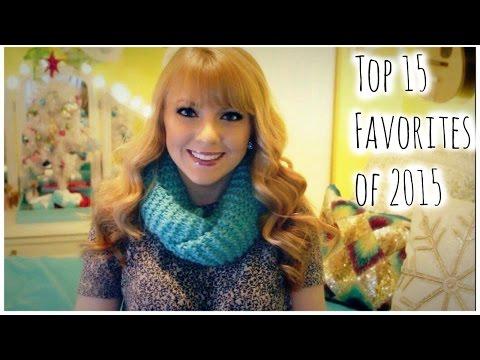 Top 15 Favorites of 2015