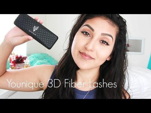 Is It Worth the Hype?: Younique 3D Fiber Lashes Mascara Review