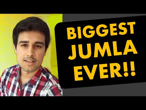 Biggest Jumla Ever | Dhruv Rathee on Facebook Live | Power and Water Ministry