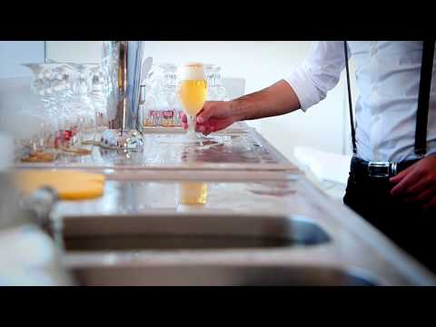How to Pour a Beer - The 9-Step Pouring Ritual   Stella Artois World Draught Masters 2014