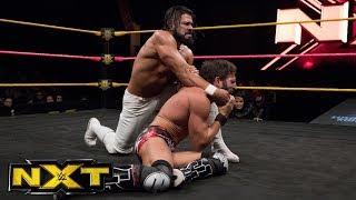 """Johnny Gargano vs. Andrade """"Cien"""" Almas: WWE NXT, Oct. 11, 2017"""