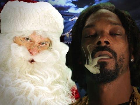 Moses vs Santa Claus.  Epic Rap Battles of History Season 2