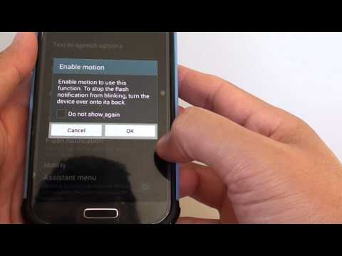 Samsung Galaxy S4: Fix Camara Flash Issue When Receive Incoming Call Notification
