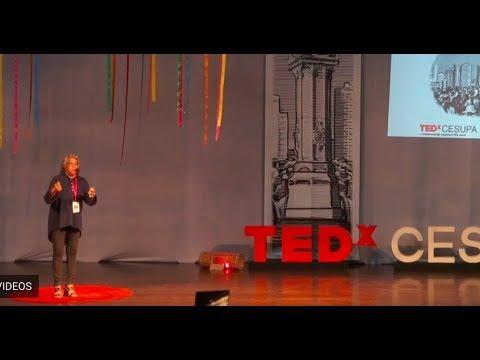 A Dança Como Instrumento Transformador | Marize Azeredo | TEDxCESUPA
