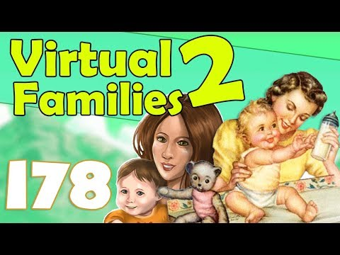 Let's Play Virtual Families 2! | Part 178 | New Best Friend!?
