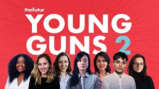 The Challenges of Being a Creative Professional – Young Guns 2 Episode 1