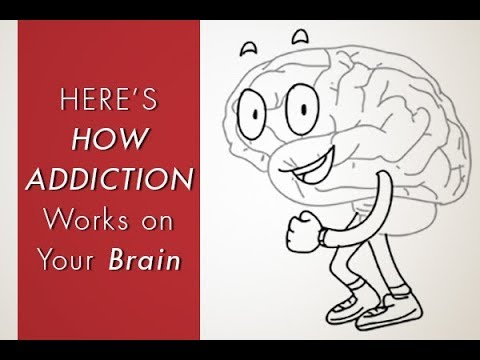 How Drugs and Dopamine Work on Your Brain