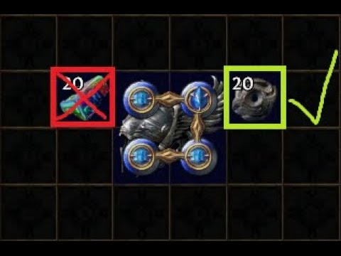 (Guide) Crafting Off-Color Sockets on Your Gear Using Vorici's Work Bench