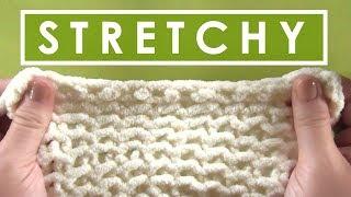 STRETCHY BIND OFF  💖 Step by Step Slowly with Studio Knit