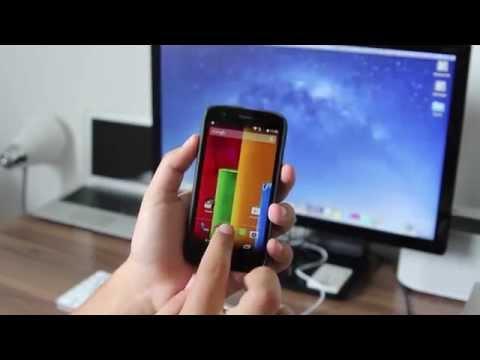 Como resetear formatear reiniciar a fabrica Moto G Android 4.4.4 KitKat