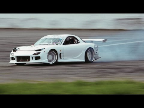 Garage 52 Drift Event - RX-7 FD3S, FC3S RX7, Volvo 740, BMW 325i