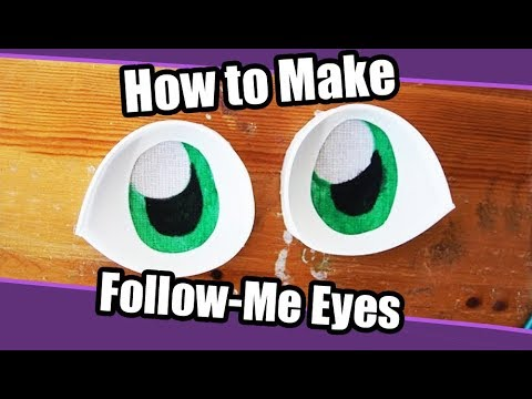 //Tutorial #4// Follow Me Eyes