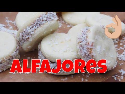 Alfajores | Dulce de Leche Cookie Sandwiches | The Frugal Chef