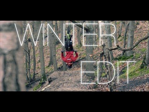 VTT DH / Winter Ride / Backflip