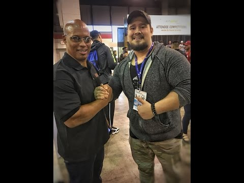 The Chicago fit expo 2017 Bradly Castleberry can't be stopped