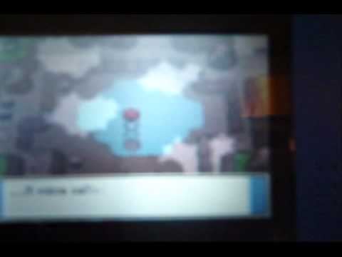Catching Darkrai in Pokemon Platinum: EPIC CATCH!!!!