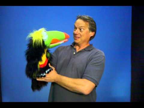 Axtell Starter Puppet - Toucan