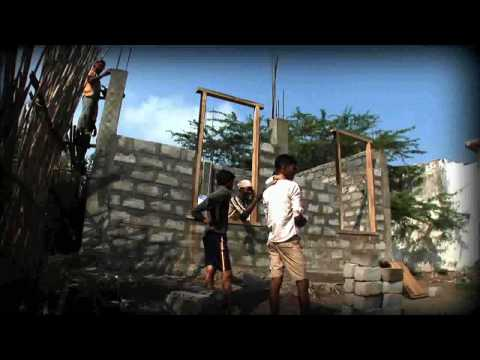 Longitude's Uncaste India Campaign - How To Build A House