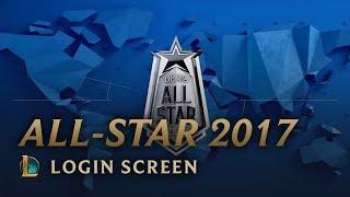 All-Star 2017 | Login Screen - League of Legends