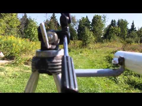 Homemade Camera Jib made from junk