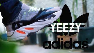 70e478975 فتح ومراجعة Adidas Yeezy 700 Wave Runner Replica - dhgate review